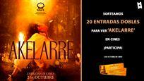 Sorteamos 20 entradas dobles para ver 'Akelarre' en cines