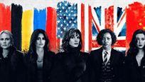 '355': 'Teaser' tráiler en castellano del 'thriller' de acción con Jessica Chastain, Penélope Cruz y Lupita Nyong'o