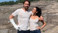 """'Greenland: El último refugio': Morena Baccarin se convirtió en el """"vínculo favorito"""" de Gerard Butler durante la película"""