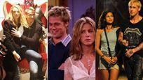 Así fue como se conocieron algunas de las parejas más famosas de Hollywood