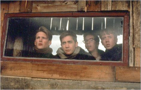 October Sky (Cielo de Octubre) : foto Jake Gyllenhaal, Joe Johnston