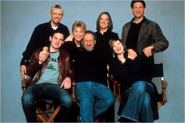 E.T. El extraterrestre : Foto Dee Wallace, Drew Barrymore, Henry Thomas, Kathleen Kennedy, Peter Coyote