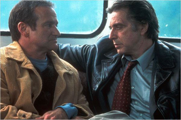 Insomnio : Foto Al Pacino, Robin Williams