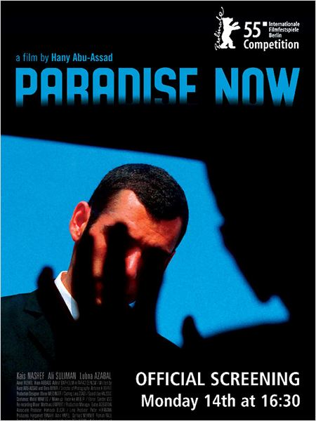 Paradise Now : cartel Hany Abu-Assad