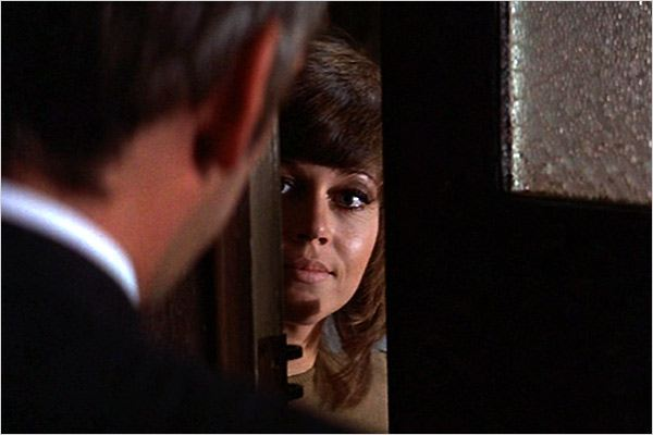 Klute : foto Alan J. Pakula, Jane Fonda