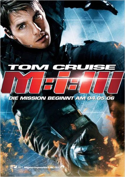 Misi&#243;n: Imposible III : Cartel J.J. Abrams, Tom Cruise