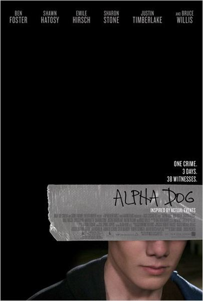 Alpha Dog : cartel Nick Cassavetes