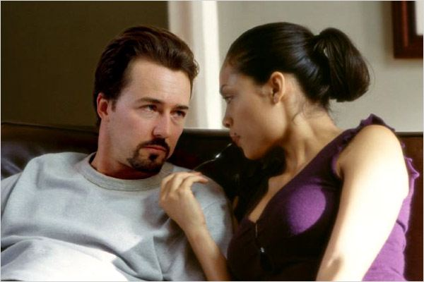 La &#250;ltima noche : foto Edward Norton, Rosario Dawson, Spike Lee