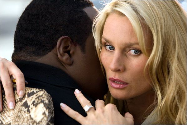 Código negro : foto Cedric The Entertainer, Les Mayfield, Nicollette Sheridan