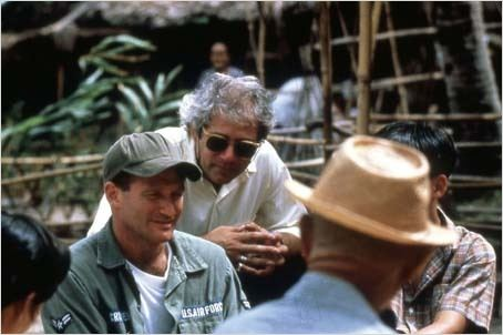 Good Morning, Vietnam : Foto Barry Levinson, Robin Williams