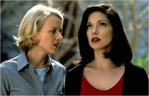 Mulholland Drive : Foto David Lynch, Laura Elena Harring, Naomi Watts