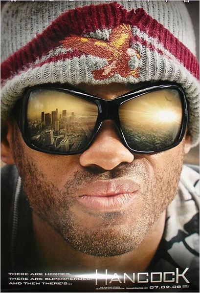 Hancock : Cartel Peter Berg, Will Smith