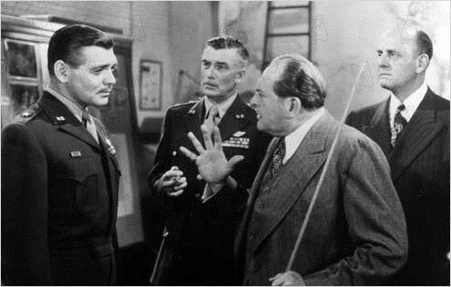 Sublime decisión : foto Clark Gable, Sam Wood, Walter Pidgeon