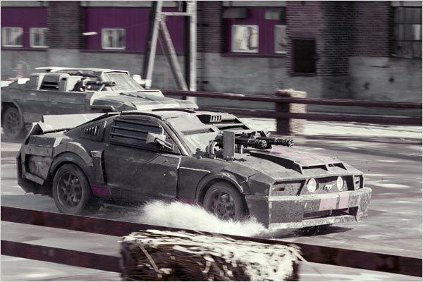 Death Race (La carrera de la muerte) : Foto