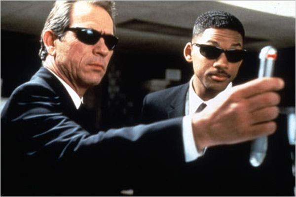 Men In Black (Hombres de negro) : Foto Barry Sonnenfeld, Tommy Lee Jones, Will Smith