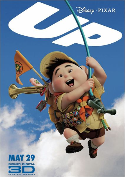 Up : cartel Bob Peterson, Pete Docter