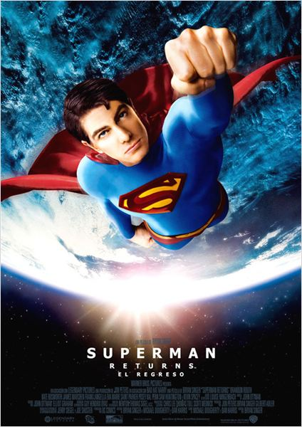 Superman Returns (El Regreso) : Cartel