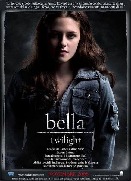 Crep&#250;sculo : cartel Catherine Hardwicke, Kristen Stewart, Stephenie Meyer