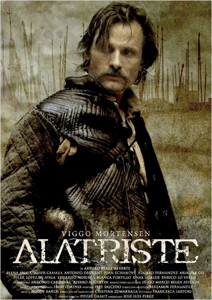 Alatriste : cartel