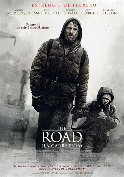 The Road (La carretera) : cartel