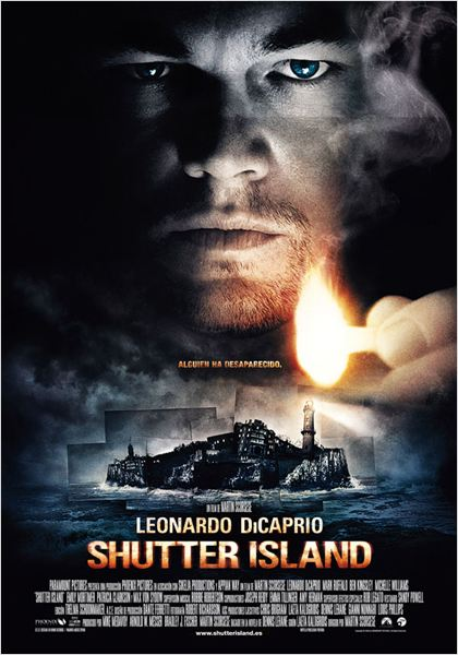 Shutter Island : cartel