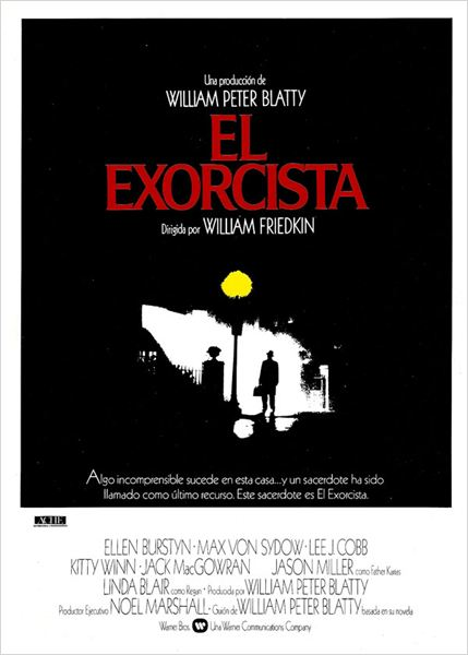 El Exorcista : cartel