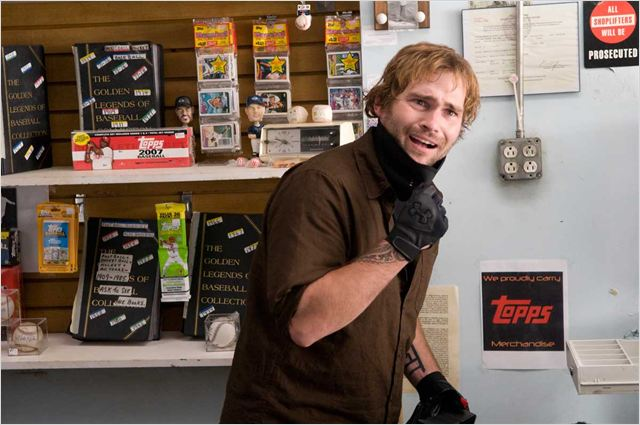 Vaya par de polis : foto Kevin Smith, Seann William Scott