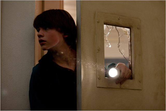 Super 8 : Foto J.J. Abrams, Joel Courtney