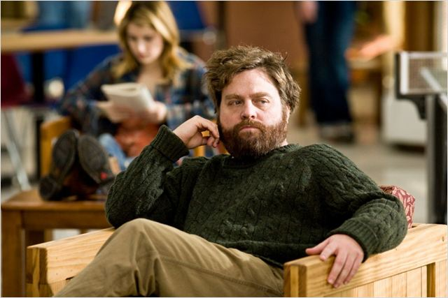 Una historia casi divertida : foto Zach Galifianakis