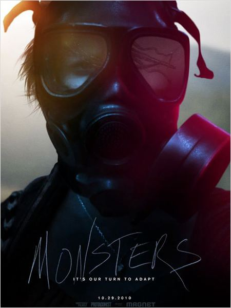 Monsters : cartel Gareth Edwards (II)
