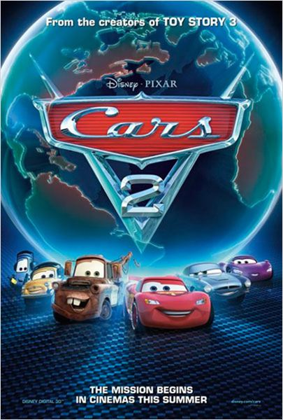 Cars 2 : cartel