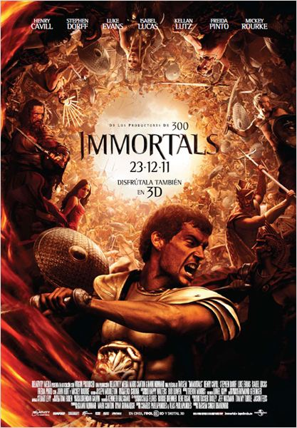 Immortals : cartel