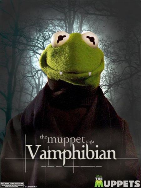 Los Muppets : cartel