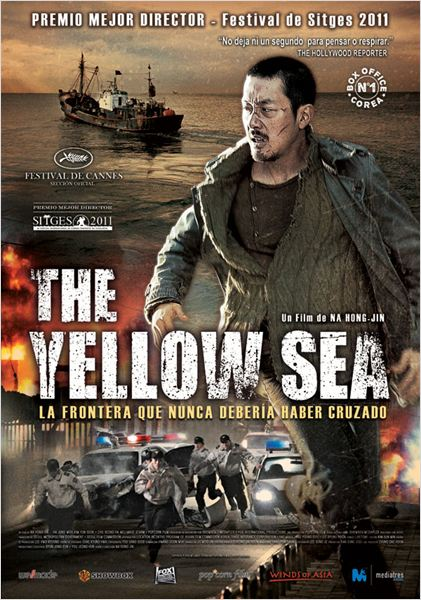 The yellow sea : cartel