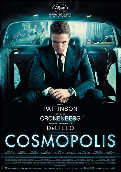 Cosmopolis : cartel