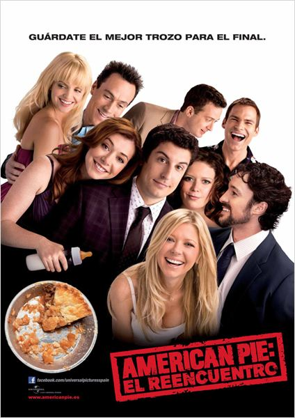 American Pie: El reencuentro : cartel