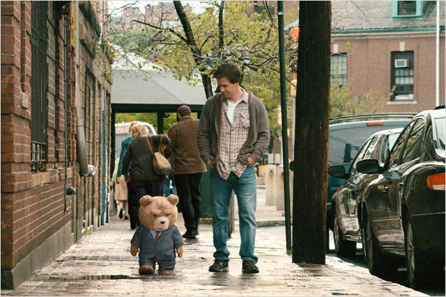 Ted : foto Mark Wahlberg