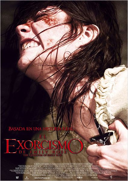 El exorcismo de Emily Rose : cartel