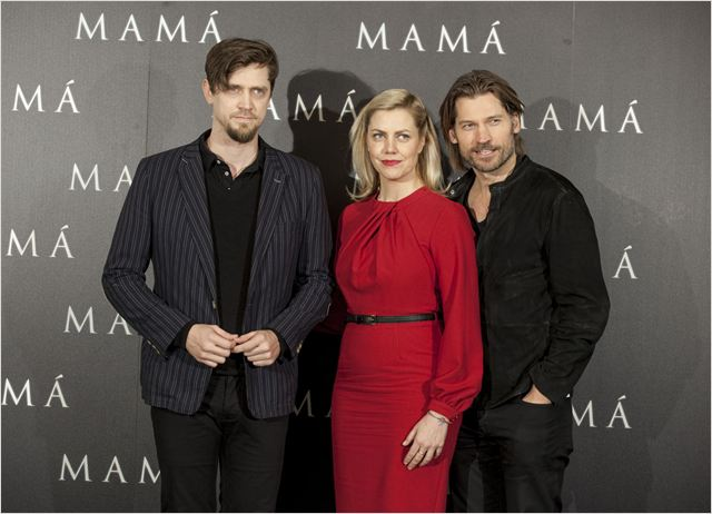 Mam&#225; : Foto Andres Muschietti, Nikolaj Coster-Waldau