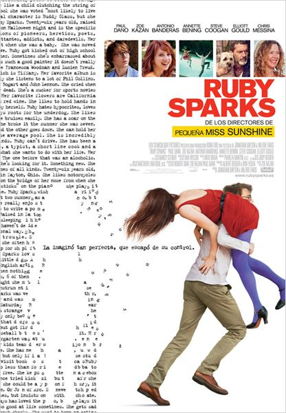 Ruby Sparks : cartel
