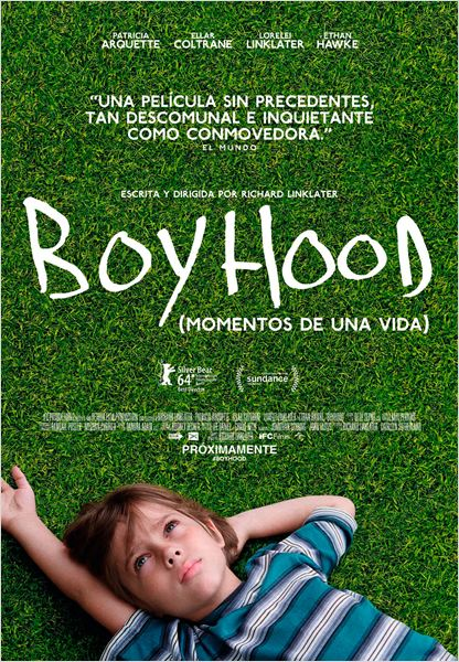 Boyhood - Cartel