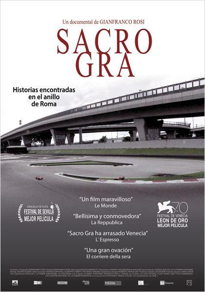 Sacro GRA - Cartel