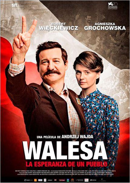 Walesa, la esperanza de un pueblo - Cartel