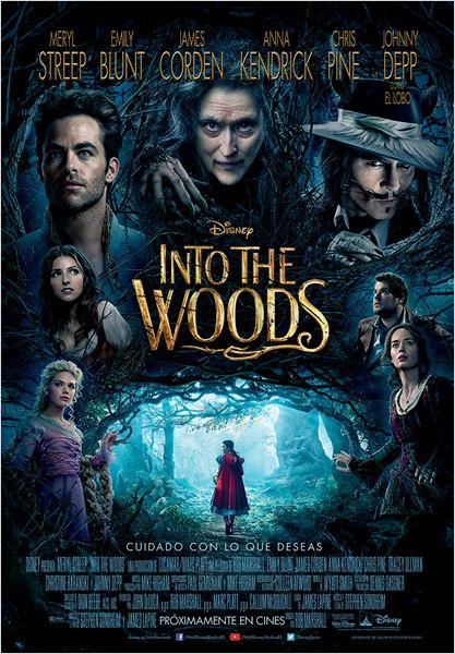 Into The Woods - Cartel