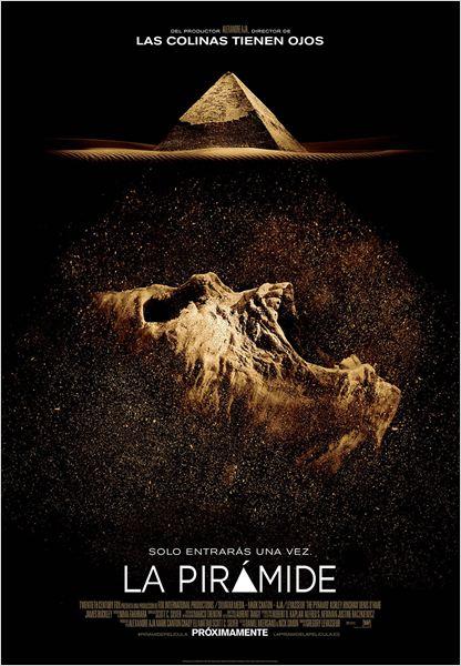 La pirámide : Cartel