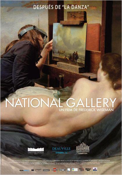 National Gallery - Cartel