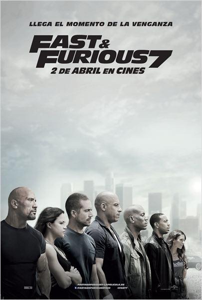 Fast & Furious 7 - Cartel