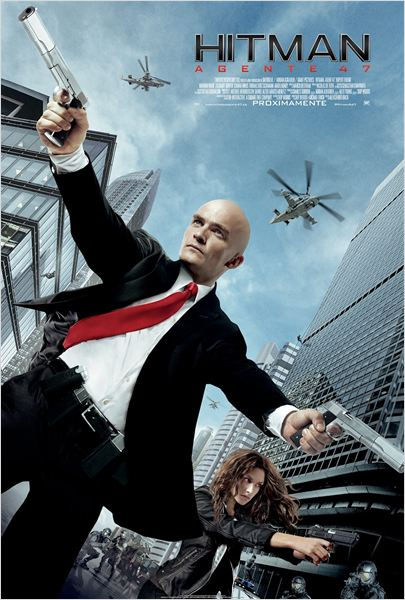 Hitman: Agente 47 - Cartel
