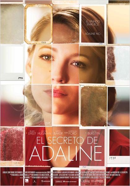 El secreto de Adaline : Cartel