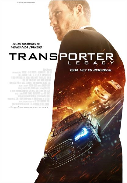 Transporter Legacy : Cartel